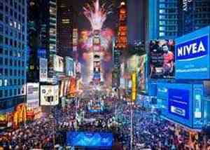 Times Square - New York City, NY